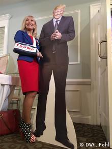 US Wahlen Frauen für Trump