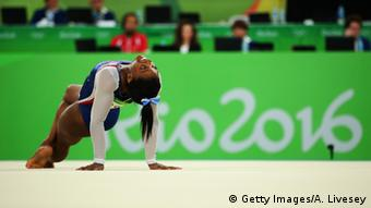 Rio 2016 Turnen USA Simone Biles (Getty Images/A. Livesey)