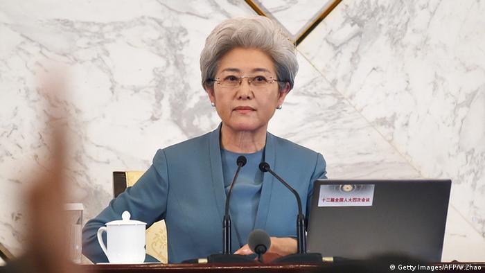Fu Ying Peking China (Getty Images/AFP/W.Zhao)