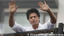 Shah Rukh Khan (picture-alliance/AP Poto/R.Kakade)