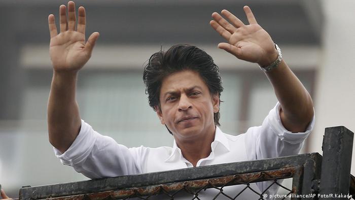 Shah Rukh Khan (picture-alliance/AP Poto/R.Kakade)