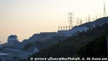 Japan Ikata Atomkraftwerk