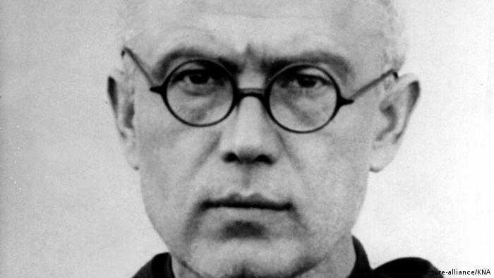 Portrait Maximilian Kolbe