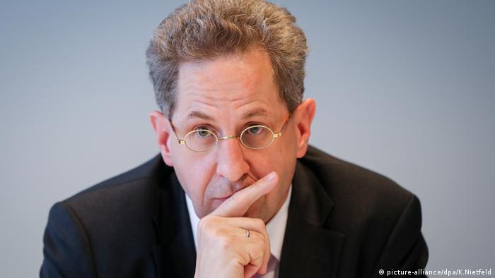 Hans-Georg Maaßen PK Verfassungsschutz