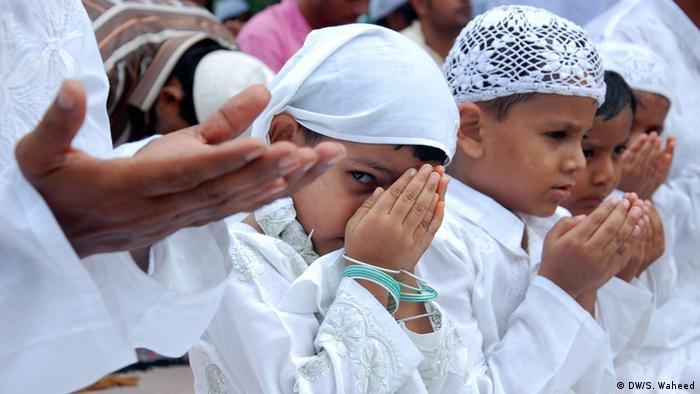 Indien Lucknow Unabhängigkeitstag