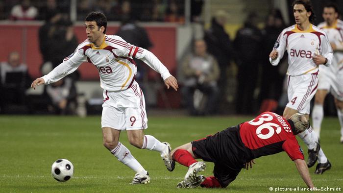Deutschland UEFA Bayer Leverkusen vs. Galatasaray Istanbul