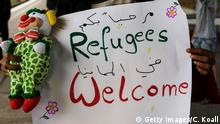 Berlin München ICE Ankunft der Flüchtlinge im Herbst 2015