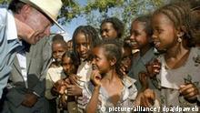 Bundespräsident Köhler besucht Leprahilfe in Äthiopien
