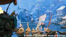 Walt Disney Atlantis Filmstill (Foto: picture-alliance/KPA Honorar & Belege)