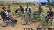 Nigeria Polio Virus