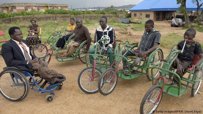 Nigeria Polio Virus (Getty Images/AFP/P. Utomi Ekpei)