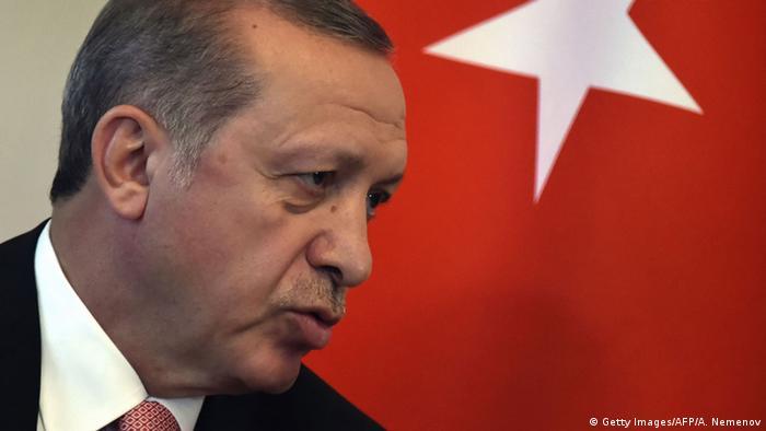 Russland Recep Tayyip Erdogan (Getty Images/AFP/A. Nemenov)