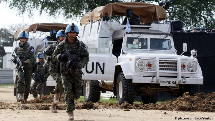 UN approves robust peace force in South Sudan
