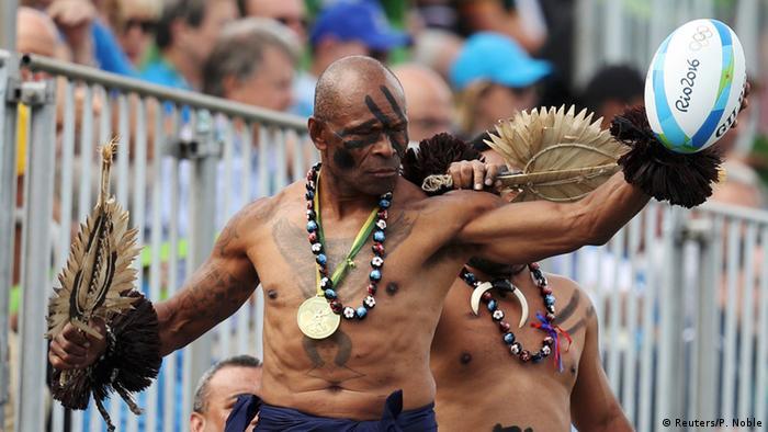 Brasilien Olympische Spiele 2016 Fans