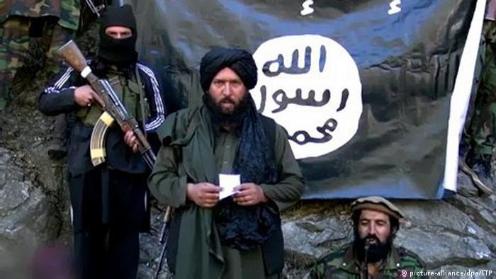 Pakistan Islamischer Staat Führer Hafiz Saeed (picture-alliance/dpa/TTP)
