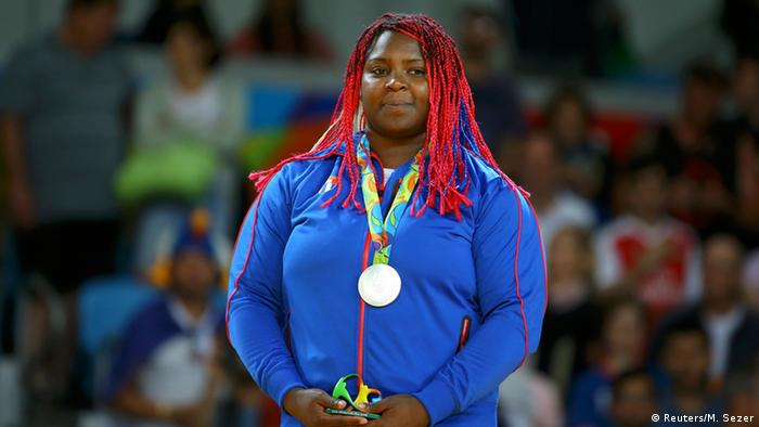 Brasilien Olympische Spiele 2016 Idalys Ortiz Kuba