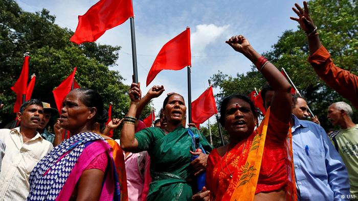 In recent times, Dalits have been campaigning for their rights
