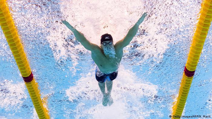 Rio Momente 12 08 Schwimmen Joseph Schooling