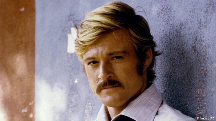 Filmstill Robert Redford in 'Butch Cassidy and the Sundance Kid' ( Zwei Banditen ) (Foto: Imago/AD)