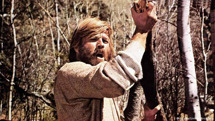Filmstill Robert Redford in 'Jeremiah Johnson' (Jeremiah Johnson) (Foto: mago/United Archives)