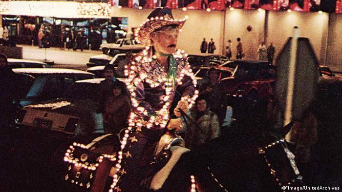 Filmstill Robert Redford in 'The Electric Horseman' (Der elektrische Reiter) (Foto: Imago/UnitedArchives)