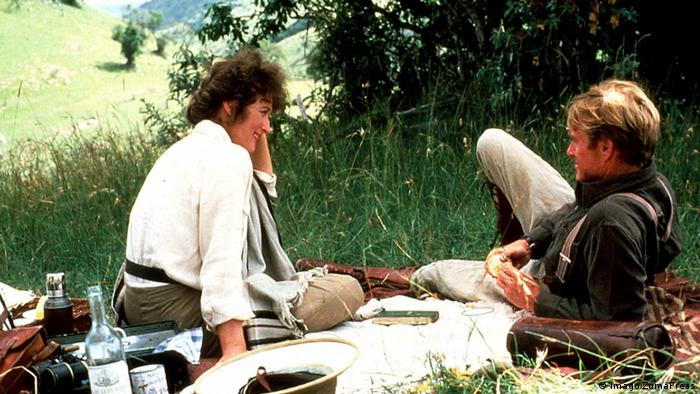 Filmstill Robert Redford in 'Out of Africa' (Jenseits von Afrika) (Foto: Imago/ZumaPress)