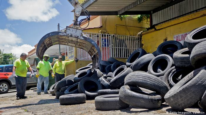 USA Puerto Rico San Jose Aktionen gegen Zika-Virus