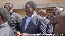 Sambia Lusaka Wahlen Präsidentschaftskandidat Hakainde Hichilema