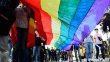 Gay Pride in Odessa