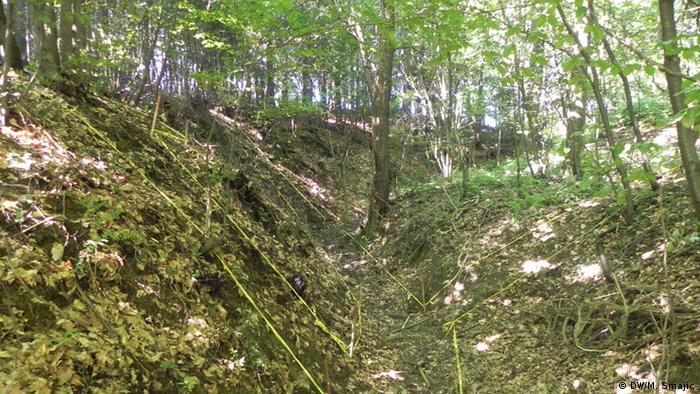 Landminen in Bosnien und Herzegowina