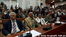 Jemen - Parlament in Sanaa