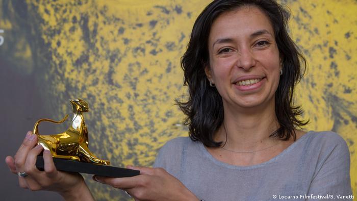 Ralitza Petrova Locarno Filmfestival 2016 (Foto: Locarno Filmfestival/S. Vanetti)