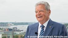 Berlin ZDF interviewt Gauck