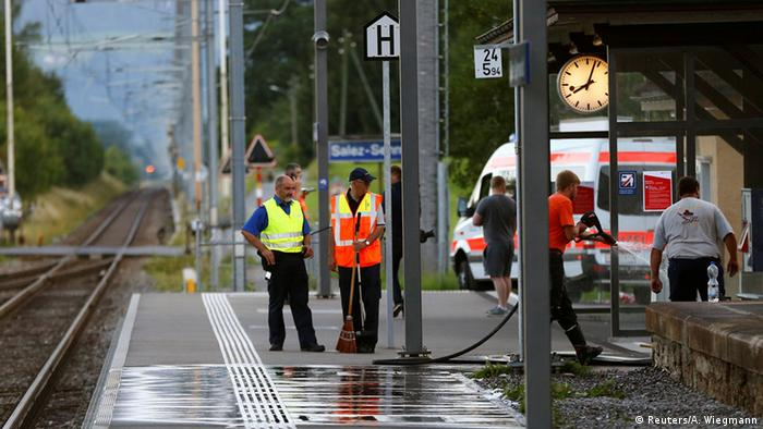 One victim reported dead as Swiss authorities rule out terrorism behind train attack