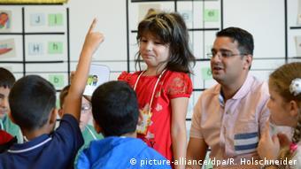 Урок религии для мусульман в немецкой школе