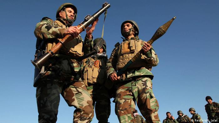 Zeitgeist: Batalha por Mossul se aproxima