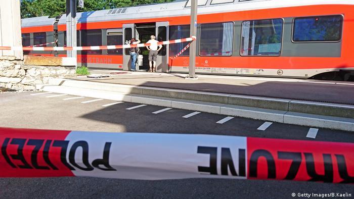 Schweiz Angriff in Zug Salez