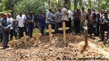Symbolbild Opfer der ADF