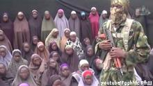Screenshot mutmaßliches Boko Haram Video