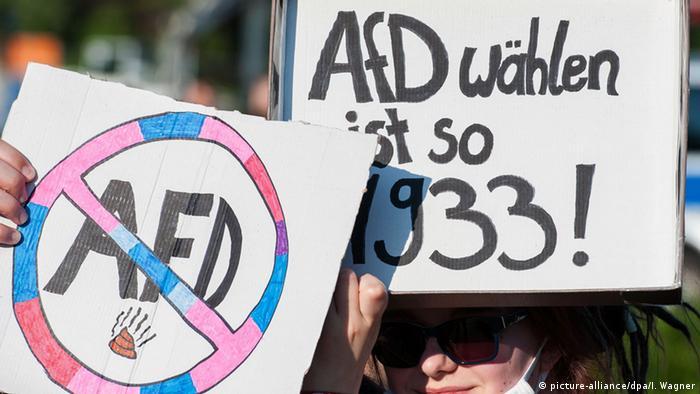 Противники АдН під час акції протесту в червні 2016 року