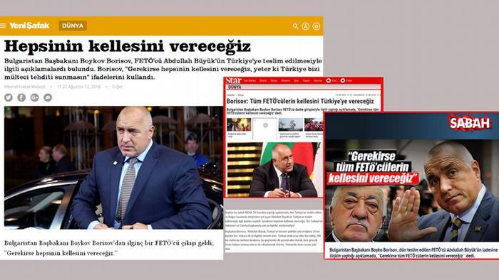 Pressespiegel Abdullah Büyük