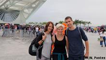 Rio2016 Freunde aus Deutschland