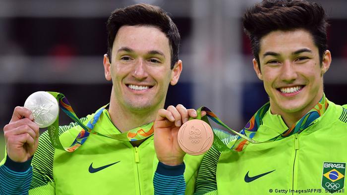 Olympiade Rio Turnen