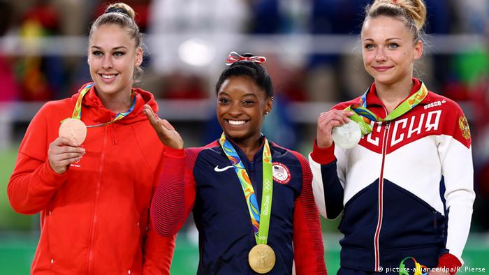 Olympiade Rio Geräteturnen