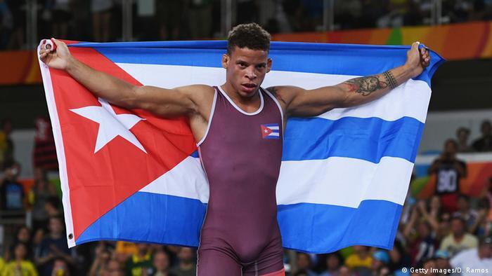 Olympiade Rio Kuba Ismael Borrero Molina