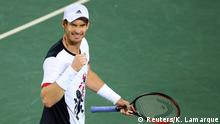 Rio Momente 14 08 Tennis Andy Murray