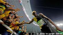 Brasilien Olympische Spiele in Rio - Sprinter Usain Bolt
