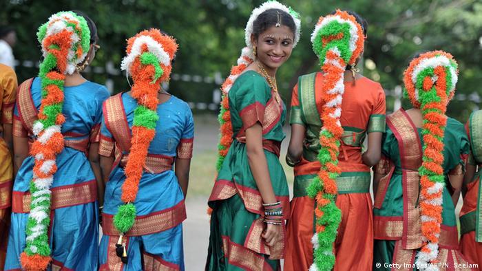 Indien Unabhängigkeitstag in Secunderabad