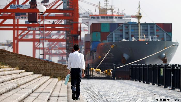 日本进出口猛增 中国「功劳」不小