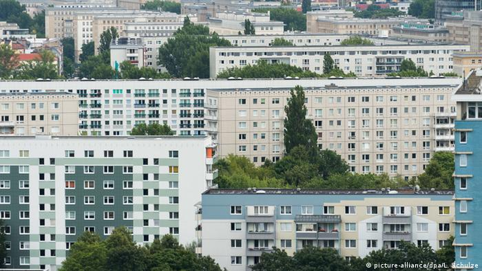 Berlin Wohnblöcke